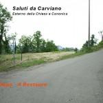 Carviano: La Chiesa che non c'è.