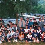 VN24_3° Memorial Tabacchini TSN Vergato 1996 foto di gruppo