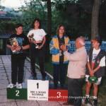 VN24_3° Memorial Tabacchini TSN Vergato 1996 premiazione pistole