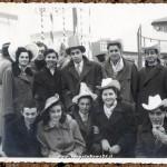 Vergatesi al carnevale di Viareggio - 1956 vedi elenco nell'articolo