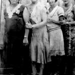 4 VERUCCHI Genoveffa Colomba, Candida Cecilia - fine anni 20
