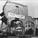 2. I resti della casa dei Fini all'America, sullo sfondo il Palazzone