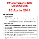 Programma XXV aprile 2014 definitivo