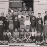 VN24_Maestro Bassi - Scuola Elem. Minerbio anno 1947-48