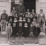 VN24_Maestro Bassi Scuola Elem. Minerbio classe 1 maschile anno 1947