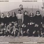 VN24_Maestro Bassi - scuola el. Tolè, anno scol. 1956-57 classi 4a e 5a