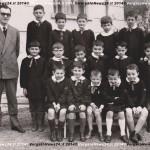 VN24_Maestro Bassi - scuola el. Vergato, anno scol. 1964-65, cl. 3a maschile