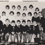 VN24_Maestro Bassi - scuola el. vergato - anno scol. 1966-67, classe 2a