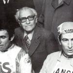 """Campioni del ciclismo: Calzolari """"eroe"""" degli inizi del Novecento assiema a Franco Bitossi e Felice Gimondi protagonisti degli anni Sessanta/Settanta"""