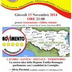 VN24_M5S_Volantino evento2 13 novembre