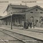 VN24_Vergato Stazione Ferroviaria 1905