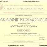 Diploma adozione Isidoro copia