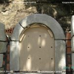 Fig. 7 – Il portalino di arenaria