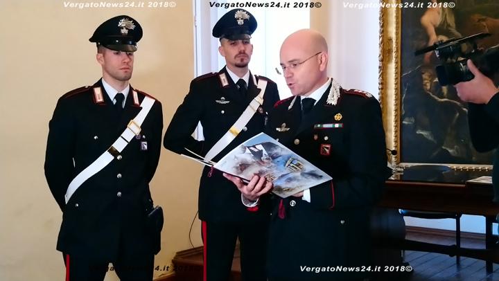 Calendario Storico Carabinieri 2019.La Presentazione Del Calendario Storico 2019 Dell Arma Dei