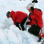 Esercitazione di autosoccorso 05 02 2021-Monte Cimone 1