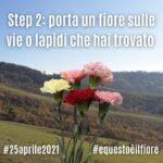 Step 2 Porta un fiore